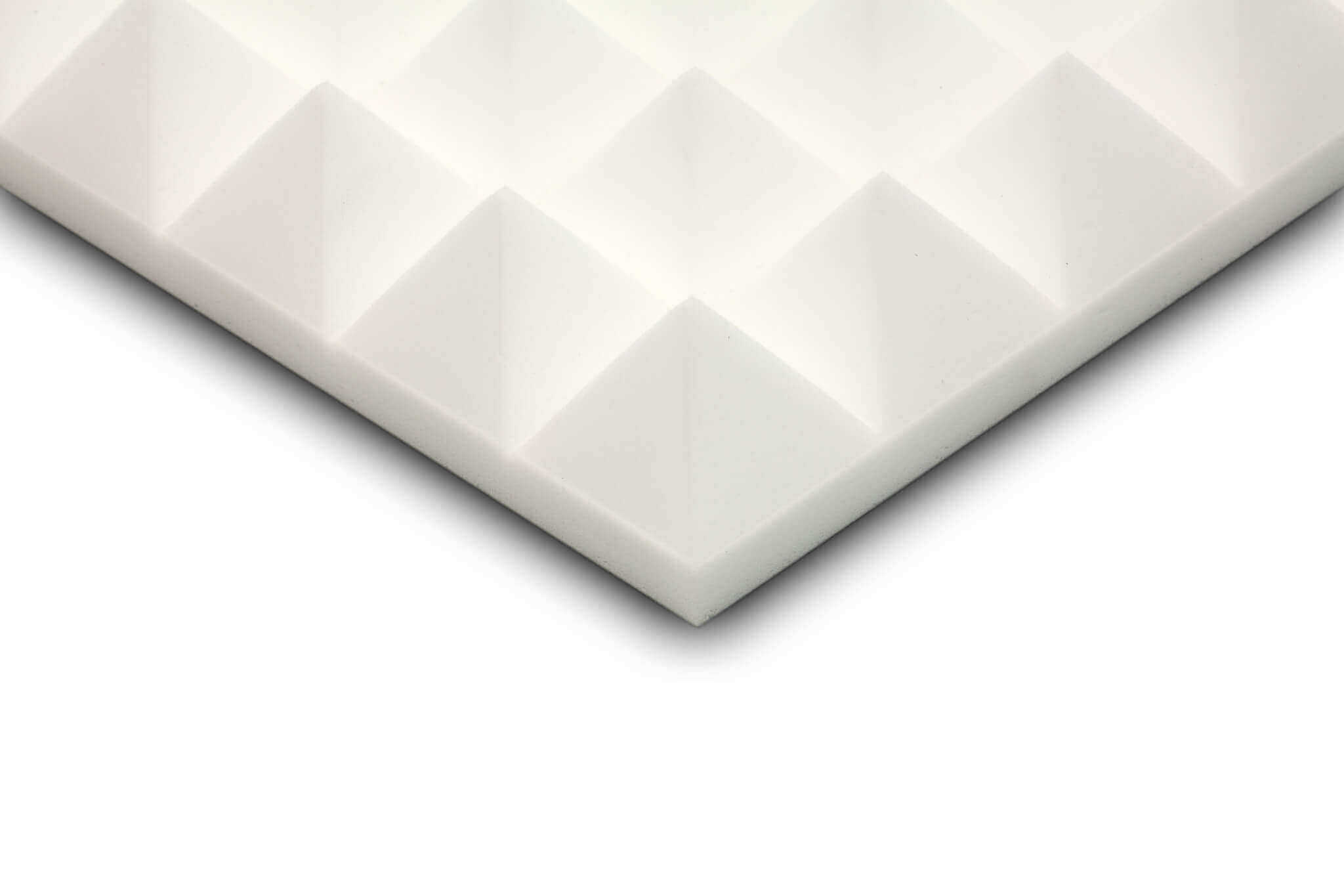 XB acoustics absorber-pyramis-basotect