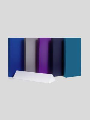 akustik schallabsorber stoffbespannt akustikabsorber