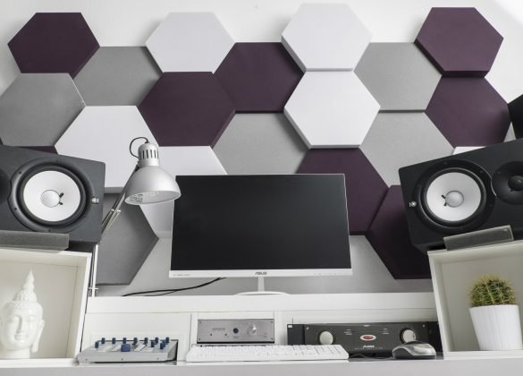 XB acoustics wall panels