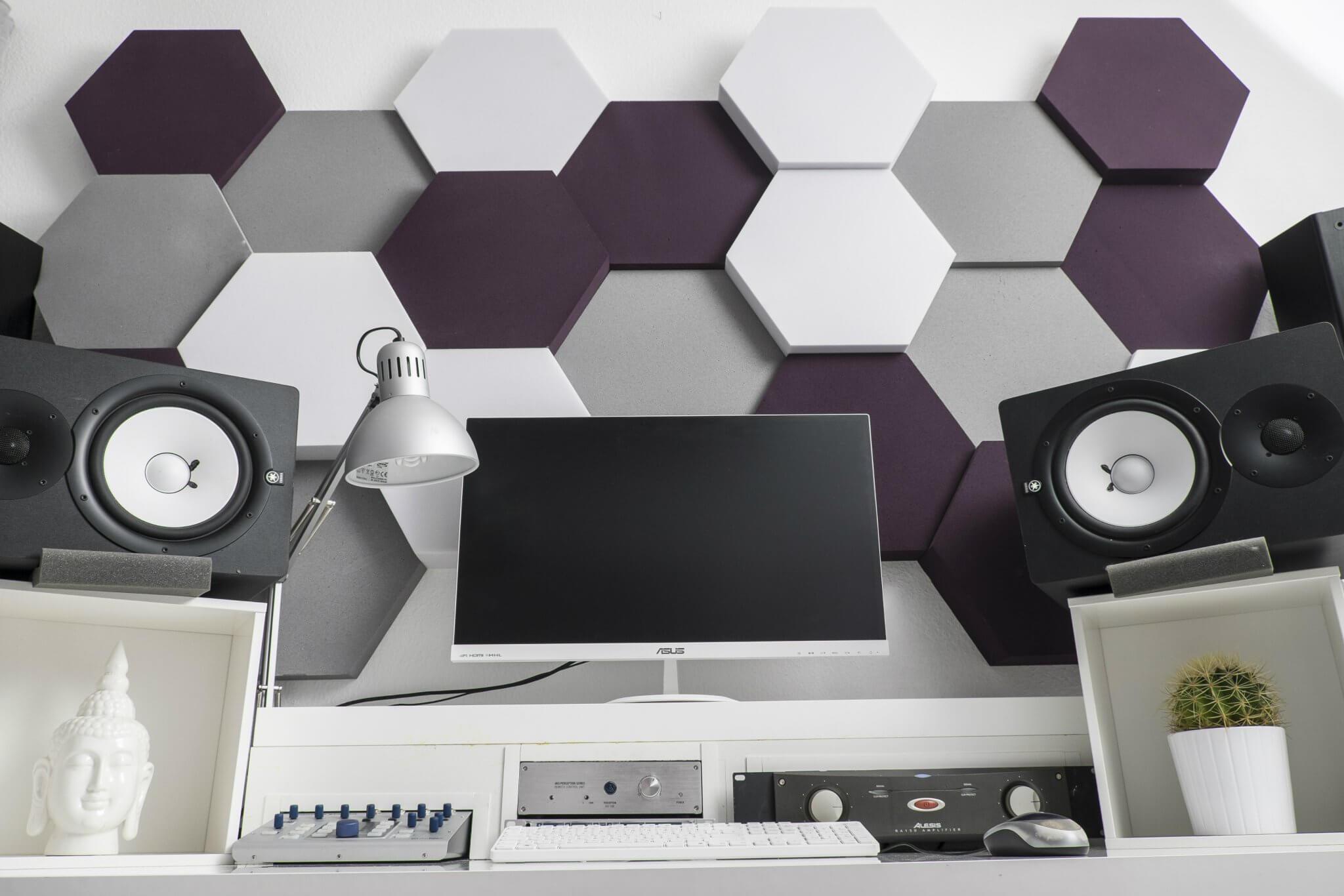 xb acoustics tonstudio absorber