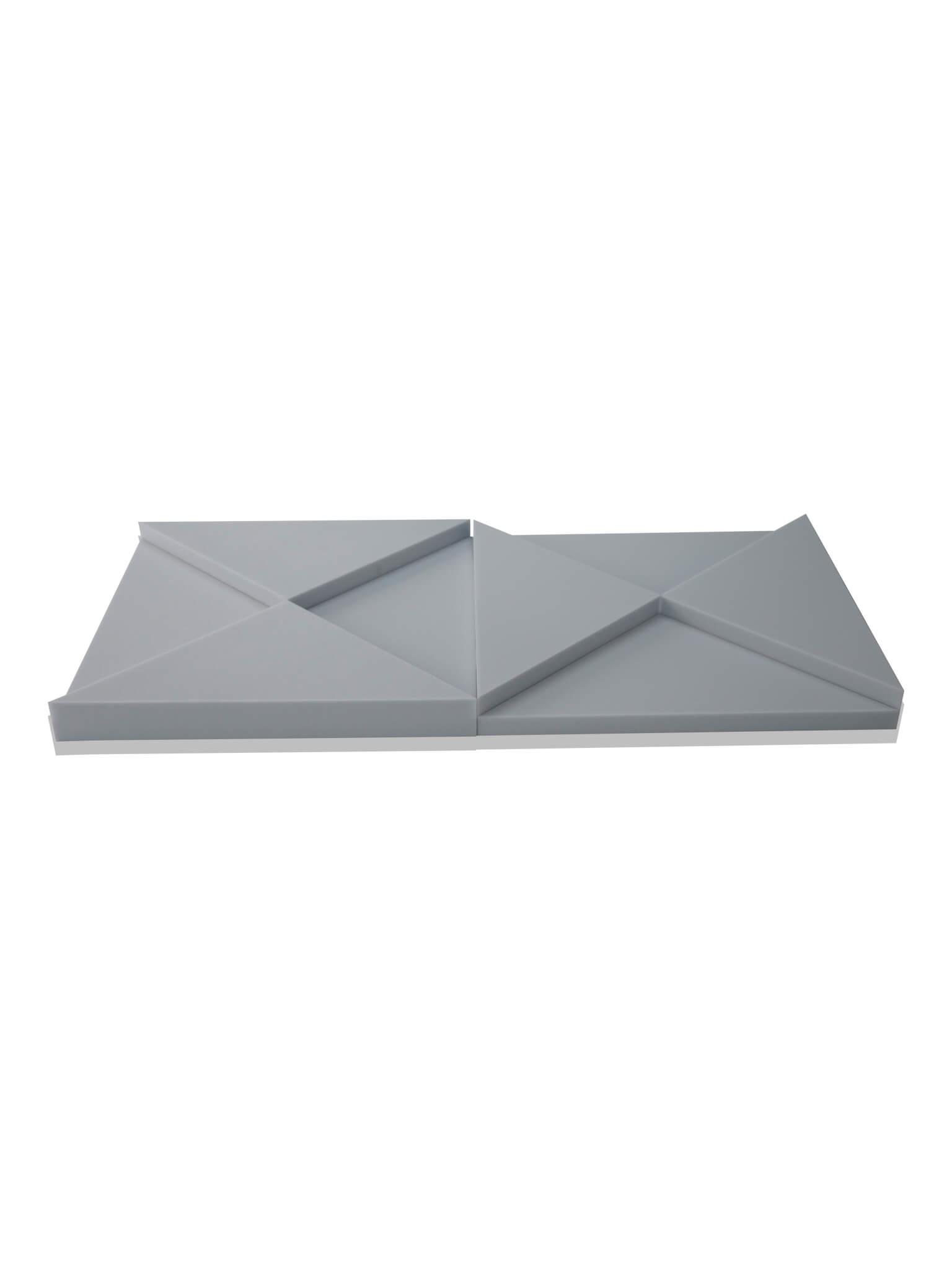 basotect dreieck schallabsorber
