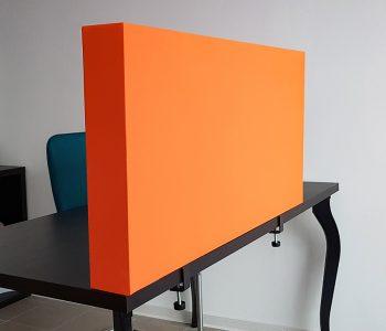 tischtrenner büro akustik