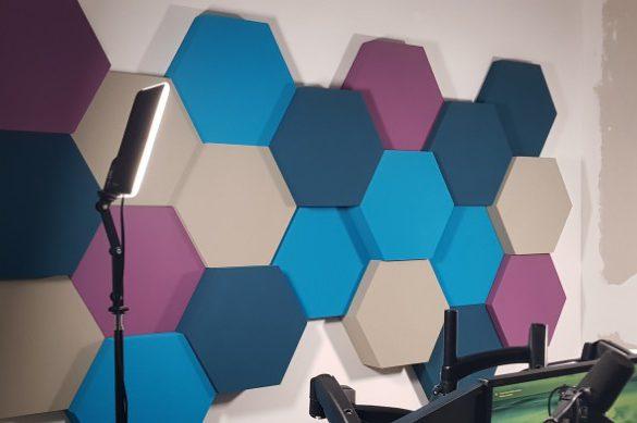 Montage akustikelemente