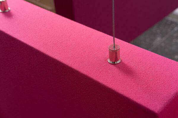 Akustik Raumtrenner büro schallabsorber