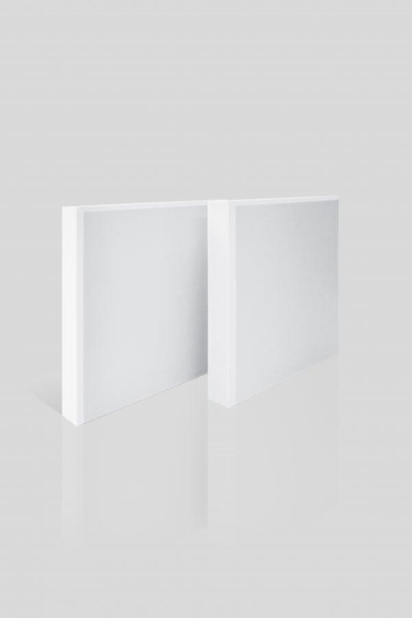 akustikschaumstoff basotect absorber weiß